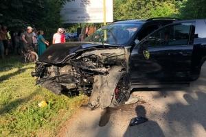 ДТП в Ужгороді: прокуратура проситиме арешту для водійки Porsche