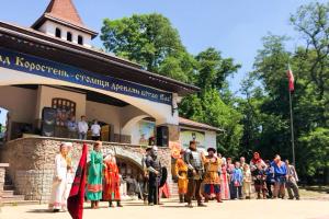 """У Коростені пройшов перший міжнародний фестиваль """"Добриня Фест"""""""