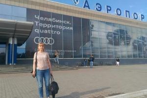 Мать Кольченко посетила сына в российской колонии