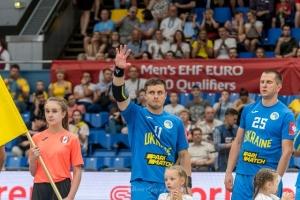 Украина квалифицировалась на гандбольное Евро-2020