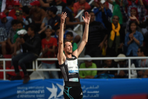 Богдан Бондаренко во второй раз победил на этапе «Бриллиантовой лиги»