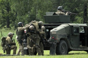 На Рівненщині гірсько-штурмові бригади навчаються за стандартами НАТО
