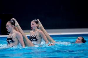 Україна виграла Суперфінал Світової серії з артистичного плавання
