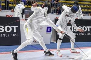Чемпіонат Європи з фехтування стартував в Дюссельдорфі
