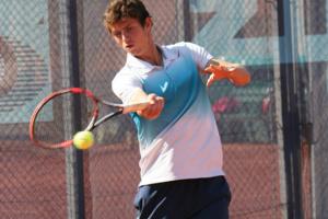 Калениченко не зміг пройти до основної сітки турніру АТР у Братиславі