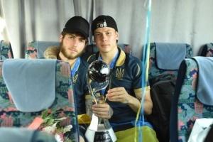 Хавбек збірної України з футболу U20 Цітаїшвілі: За пару років усвідомимо, що ми зробили