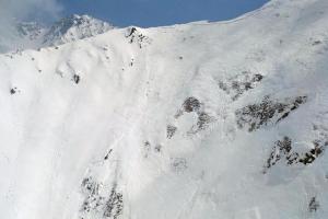 В Пакистане лавина накрыла группу альпинистов