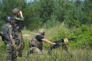 Окупанти обстріляли з гранатометів три населені пункти на Донбасі