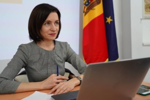 Sandu plans to meet with Zelensky after inauguration