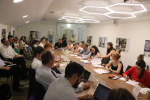 СКУ співпрацюватиме з МОМ над проектом щодо сприяння інвестуванню діаспори в Україну