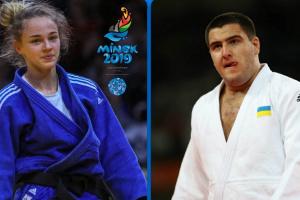 16 дзюдоистов представят Украину на Европейских играх-2019
