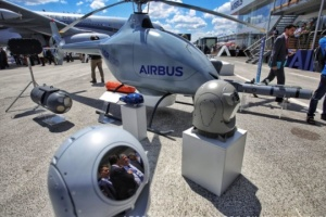 Ukraine's Interior Ministry to get five helicopters under contract with Airbus Helicopters. Photos