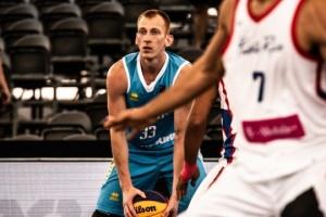 Сборная Украины по баскетболу 3х3 потерпела поражение во второй игре чемпионата мира