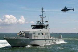 Україна і Франція домовилися про спільне виробництво патрульних катерів