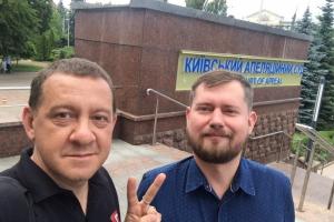 Суд снова отклонил иск Мураева против Муждабаева