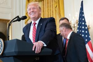 Конгресс США заблокировал рассмотрение процедуры импичмента Трампа