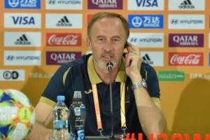 Тренер чемпионов мира по футболу U20 Петраков: Наиболее спокойным я был во время финала