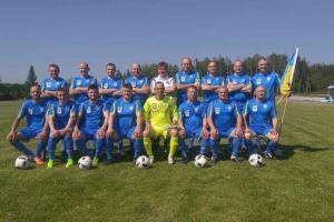 Сегодня футбольные сборные мэров Украины и Словакии проведут спарринг в Одессе