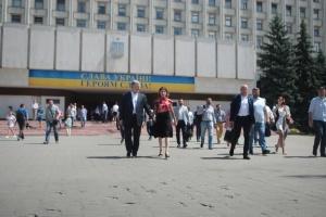 Партія Порошенка подала у ЦВК список кандидатів
