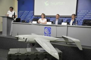 Авіаційна виробнича компанія «Скаетон»:  безпілотні авіаційні комплекси для Збройних сил України та світу