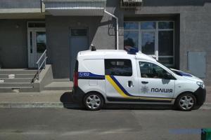 В полиции заявили, что Тымчук был в квартире не один