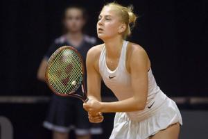 Костюк проиграла двухчасовой матч Андерсон на турнире ITF в Илкли