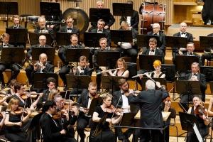 Національний симфонічний оркестр України зірвав гучні оплески на концерті в Австрії