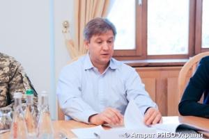 Секретарь СНБО и общественные активисты обсудили минимизацию коррупции в оборонке