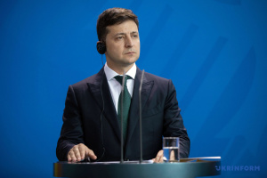 Zelensky approves regulations on Presidential Office