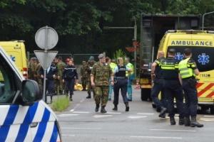 На полігоні в Нідерландах внаслідок удару блискавки постраждали 14 кадетів