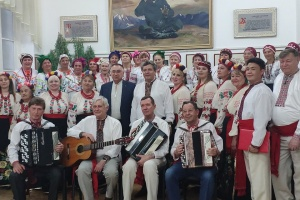 У Бішкеку відбувся культурно-мистецький захід, присвячений Тарасу Шевченку