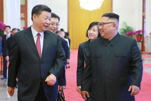 Лідер Китаю приїхав до Пхеньяна