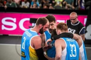 Мужская сборная Украины по баскетболу 3х3 одержала вторую победу на чемпионате мира