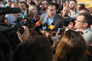 Saakashvili may run for parliament - court ruling
