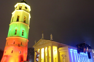 Провокационная реклама туристического Вильнюса стала лучшей в мире