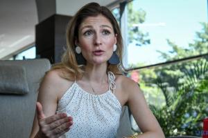 Dzhaparova: Ucrania no ha recibido una señal oficial de la UE para revisar la exención de visados