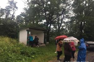 Blitz tötet drei Menschen in Oblast Iwano-Frankiwsk