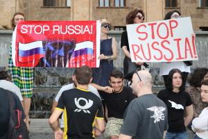 Російська пропаганда сіє у Грузії страх і недовіру - експерт