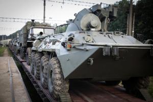 Десантников из Витебска перебрасывают на западную границу Беларуси — СМИ