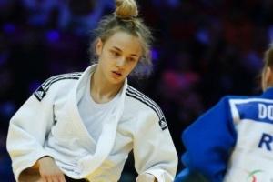Judoka Bilodid se lleva el oro en los Juegos Europeos en Minsk