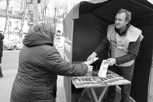 В Виннице будут пикетировать полицию за гибель избитого копами Комарницкого