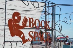В Дипре состоялся международный книжный форум Book Space