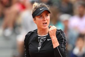 Элина Свитолина занимает 13 место в чемпионской гонке WTA