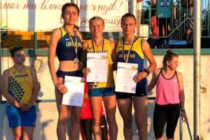 В Кропивницком состоялся юношеский чемпионат Украины по легкой атлетике