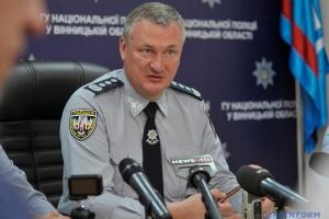 Князєв відсторонив п'ятьох керівників поліції через убивство Комарніцького