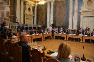 У Львові почалося засідання Міжпарламентської ради Україна-НАТО