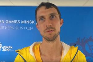 Проценко заменит Бондаренко в командном полуфинале Европейских игр