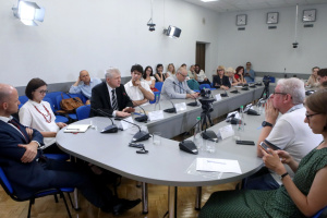 Іспит IFOM для українських студентів-медиків: презентація результатів