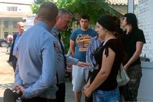 Князєв зустрівся із вдовою Комарніцького