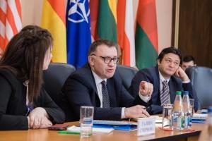 Павло Пушкар, співробітник секретаріату РЄ, кандидат на обрання суддею ЄСПЛ